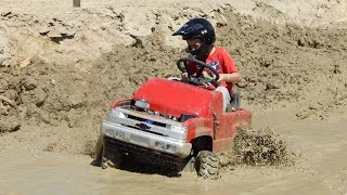 Download MTD Gas Power Wheel Mud Run 2016 Video