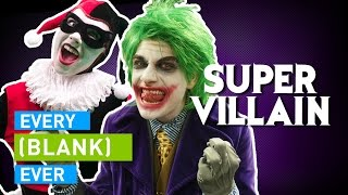 Download EVERY SUPER VILLAIN EVER Video