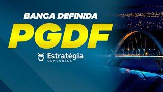 Download Concurso PGDF - Banca Definida! Video