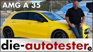 Download Mercedes-AMG A 35 4Matic - Probefahrt Preis Ausstattung Verbrauch   Test   Review   Deutsch Video