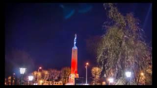 Download Incredible 4K HD Light Festival Timelapse Photography Video In Riga, Latvia ''Staro Rīga''1 Video