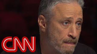 Download Jon Stewart says the President is attacking journalists' ego Video