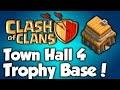 Download Base Trophy Th4 ~ Anti 3 Star Video