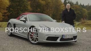 Download Porsche 718 Boxster S Video
