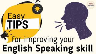 Download How to improve English Speaking skill (by yourself) | Easy tips for Learners Video
