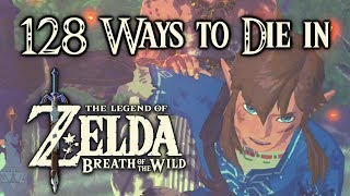 Download 128 Ways to Die in Zelda: Breath of the Wild Video