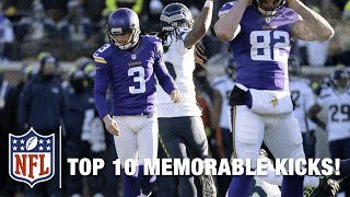 Download Top 10 Most Memorable Field Goals & Misses in NFL History! Video