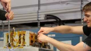 Download Vibration Testing Arkyd 6 at Planetary Resources Video