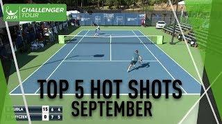 Download Top 5 Challenger Hot Shots Of September 2017 Video
