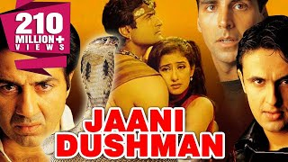 Download Jaani Dushman: Ek Anokhi Kahani (2002) Full Hindi Movie | Akshay Kumar, Sunny Deol, Manisha Koirala Video