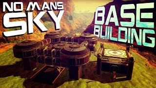 Download No Man's Sky Base Building - Experimental Base - Creative Mode (Foundation Update) Video