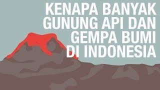Download Kenapa Banyak Gunung Api dan Gempa Bumi di Indonesia? #SebarIlmuProject Video