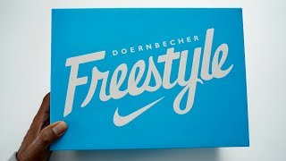 Download UNBOXING: The $30,000 Doernbecher Nike Air Force 1 Video