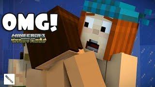 Download OMG! JETRA! 😍😍😍 Minecraft Story Mode Season 2 Video
