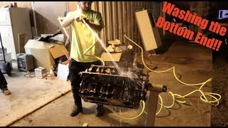 Download He WASHED an LS Engine!!!! Video