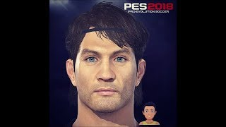 Download Paolo Maldini PES 2018 Face Build Video