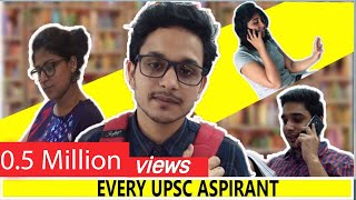 Download EVERY UPSC ASPIRANT IN DELHI || VAJIRAM AND RAVI Video