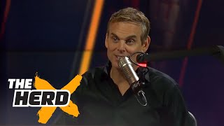 Download You need to hear this College Football conspiracy theory | THE HERD Video