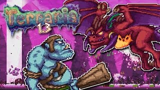 Download Terraria 1.3.4 - OLD ONE'S ARMY EVENT (Funny Moments and Fails) Video