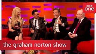 Download Bryan Cranston got caught having car sex on a train - The Graham Norton Show: 2017 - BBC One Video