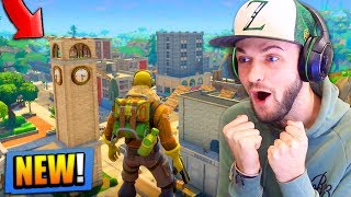Download *NEW* MAP GAMEPLAY in Fortnite: Battle Royale! (TILTED TOWERS) Video