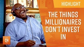 Download The Things That Millionaires DON'T Invest In Video