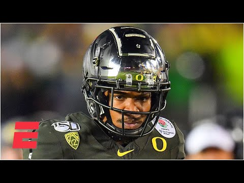 Oregon CB Thomas Graham Jr. lists the NFL teams that would make draft night a 'dream scenario' | KJZ