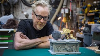Download Adam Savage's One Day Builds: LEGO Sisyphus Automata! Video
