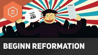 Download Die Reformation - Zusammenfassung Abitur: Beginn mit Luther & das Christentum Video