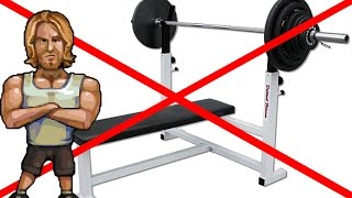 Download Bench Press - 5 Biggest Bench Press Mistakes Video