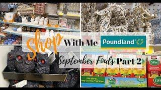 Download Poundland Shop With Me   September Finds Part 2! Video