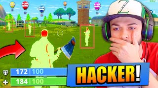 Download I found a HACKER in Fortnite: Battle Royale...! Video