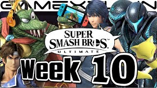 Download Smash Bros. Ultimate Update: Gang-Plank Galleon, Dark Samus, Richter, & Dracula's Castle! - Week 10 Video