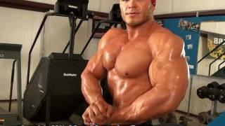 Download Bodybuilder Jesse Marines trains and poses at Metroflex Gym, Round Rock TX Video