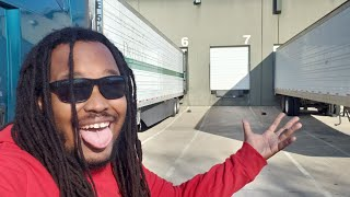 Download First DRY VAN LOAD : TRUCKING Video
