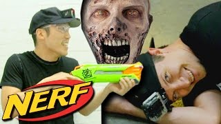 Download NERF Funny Zombie Infection Game Video