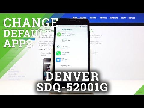 How to Set Up Default Browser in DENVER SDQ-52001G – Default Internet Browser