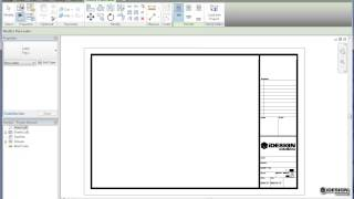 Download Creating Titleblocks in Revit from existing DWGs Video