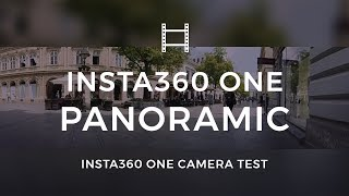Download Insta360 ONE | Panoramic Video and Color Correction Test Video