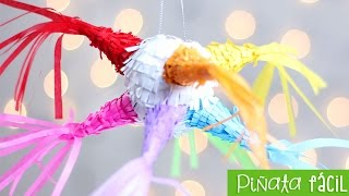 Download Cómo hacer piñatas mini: decoración bonita y fácil ✎ Craftingeek Video