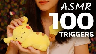 Download ASMR 100 Triggers to Find Your Tingle 3 Hr Video