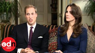 Download Prince William and Kate Middleton - Full interview Video