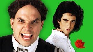 Download David Copperfield vs Harry Houdini. ERB Behind the Scenes. Video