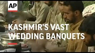 Download Kashmir's vast wedding banquets concern environmental groups Video