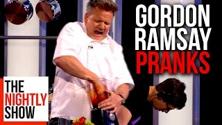 Download All of Gordon Ramsay's Best Pranks | COMPILATION Video
