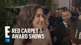Download Winona Ryder Gushes Over Christian Slater at 2017 Globes | E! Live from the Red Carpet Video
