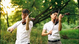 Download A Thousand Years - Christina Perri - Daniel Jang & AMoney violin cover Video