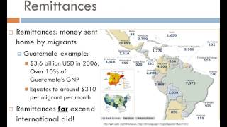 Download Population & Migration: Issues and Remittances Video