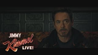 Download Funny Clip from Avengers: Infinity War Video