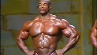 Download Flex Wheeler vs Ronnie Coleman 1999 olympia Video